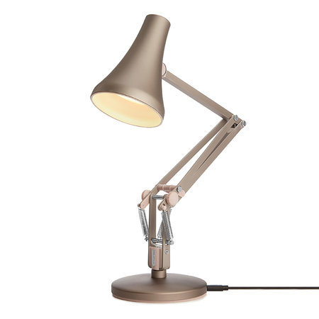 Anglepoise - 90 Mini Mini Desk Lamp - Warm Silver/Blush