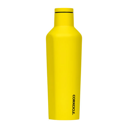 Corkcicle - Neon Lights Canteen - Yellow - 475ml