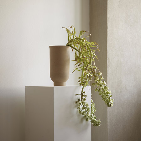MENU - Cyclades Vase - Sand - Large