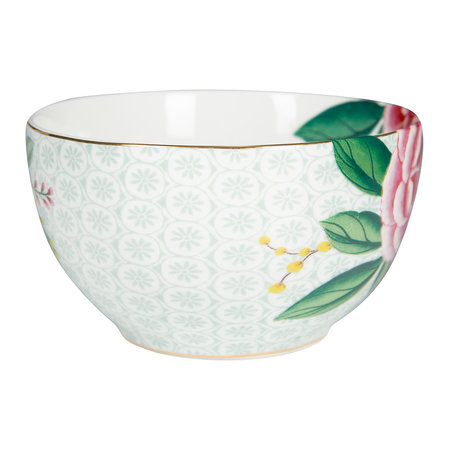 Pip Studio - Blushing Birds Snack Bowl - 9.5cm - White