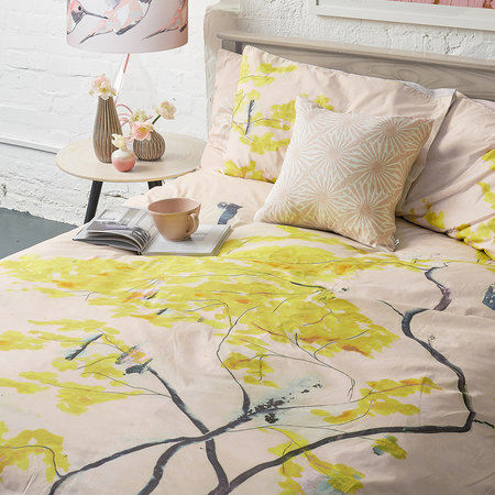 Anna Jacobs - Chinese Tree Duvet Set - King