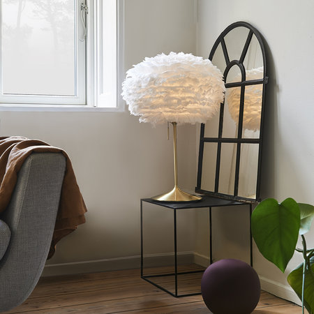 UMAGE - Champagne Table Lamp Stand - Brushed Brass