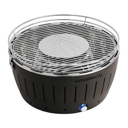 Lotus Grill - Portable Charcoal Grill - XL - Anthracite