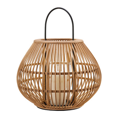 Pols Potten - Apple Striped Lantern - Natural