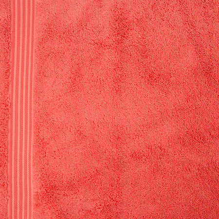 Christy - Supreme Hygro Towel - Coral - Face