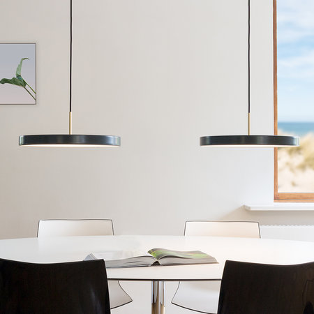 UMAGE - Asteria Ceiling Light - Anthracite