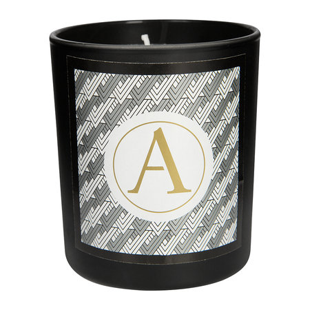 A by AMARA - Cedarwood & Lily Scented Candle