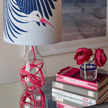Anna Jacobs - Lamp Base Pink - Small
