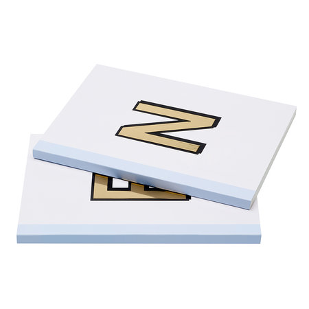 Re: Stationery - A5 Softcover Notebook - N