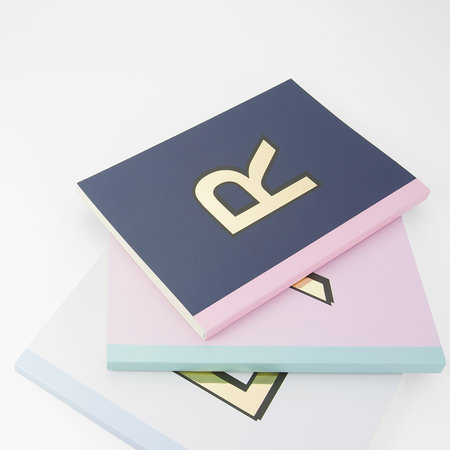 Re: Stationery - A5 Softcover Notebook - R