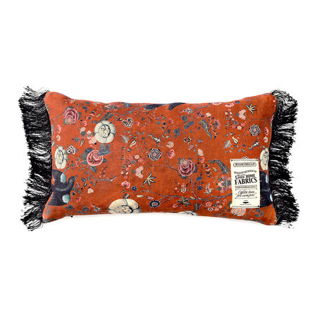 MINDTHEGAP - Black Bird Pillow - 50x30cm