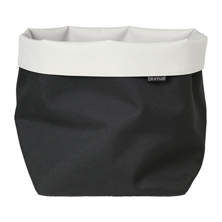 Blomus - Ara Reversible Storage Basket - Anthracite