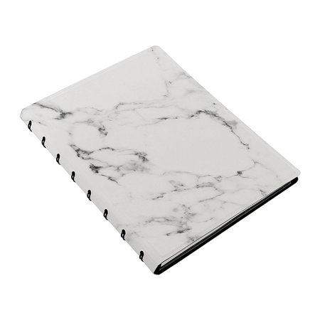 Filofax - A5 Patterns Notebook - Marble