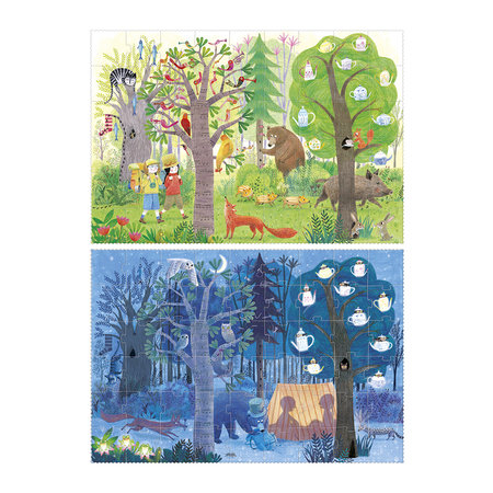 Londji - Night & Day Reversible Puzzle