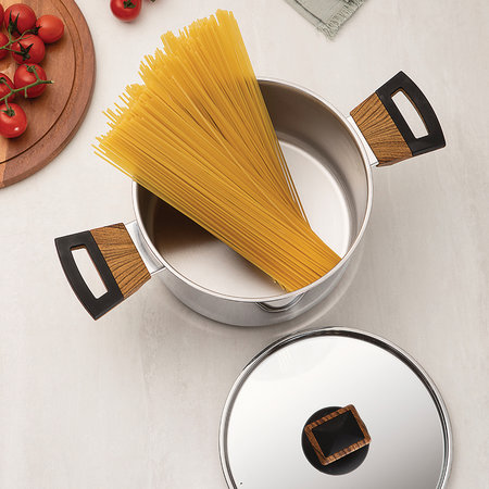 Tramontina - Brava Cookware Set - 4 Piece
