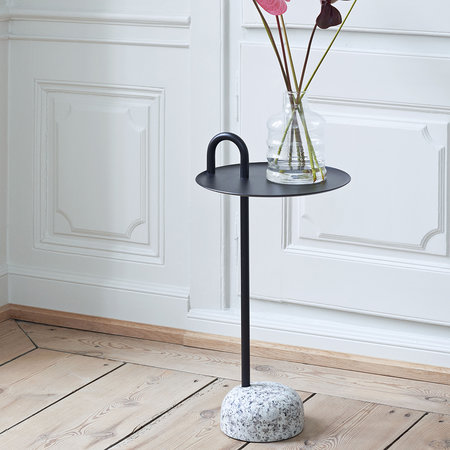 HAY - Bowler Side Table - Black