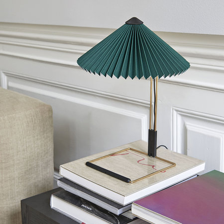 HAY - Matin Table Lamp - Green - S