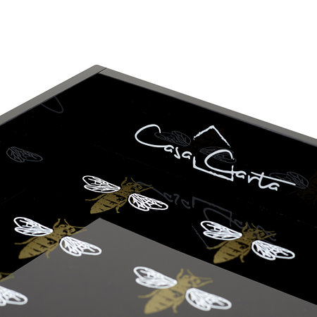 casacarta - Acrylic Serving Tray - Bee