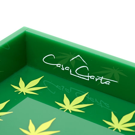 casacarta - Acrylic Serving Tray - Leaf