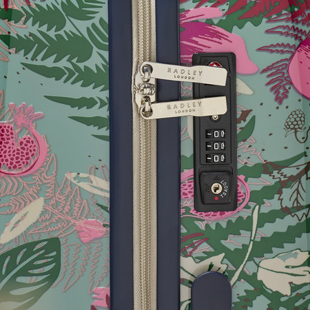 Radley - Botanical Lake Suitcase - Small