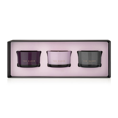Ted Baker - Residence Mini Trio Candle Collection - Set of 3