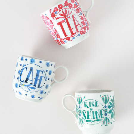 Anthropologie Home - Armand Becher - Tea
