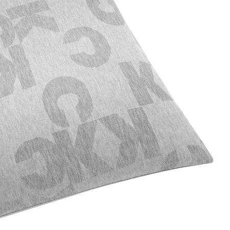Calvin Klein - Monogram Logo Pillowcases - Set of 2 - Heathered Grey