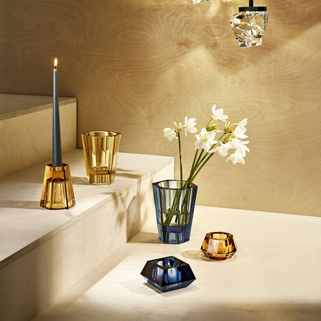 Atelier Swarovski - Candle Holder - Golden Shadow - Small