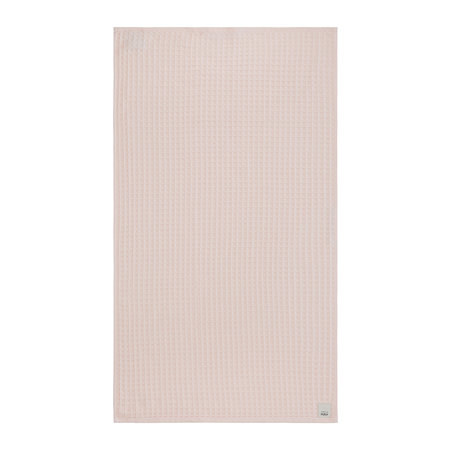 HAY - Giant Waffle Towel - Nude - Guest