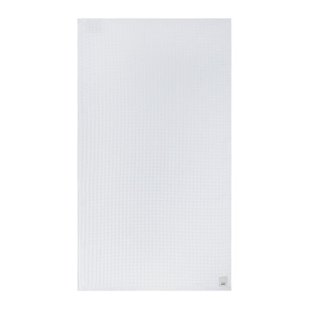 HAY - Giant Waffle Towel - White - Guest