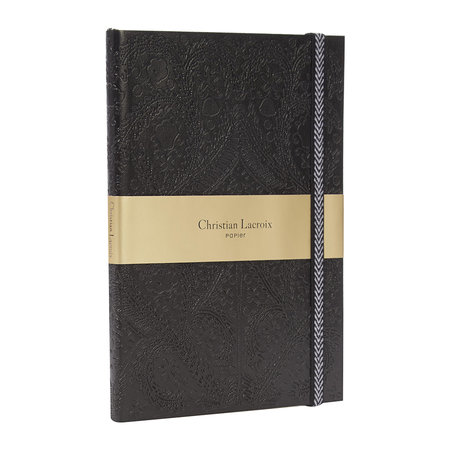 Christian Lacroix - Onyx Paseo Notebook - A5