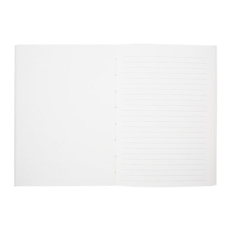 Re: Stationery - A5 Softcover Notebook - O