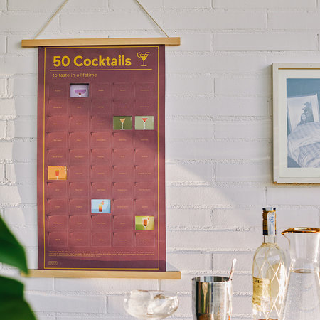 DOIY - 50 Cocktails to Taste in a Lifetime