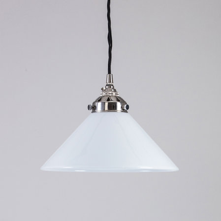 Old School Electric - Coolie Pendant Ceiling Light - Small