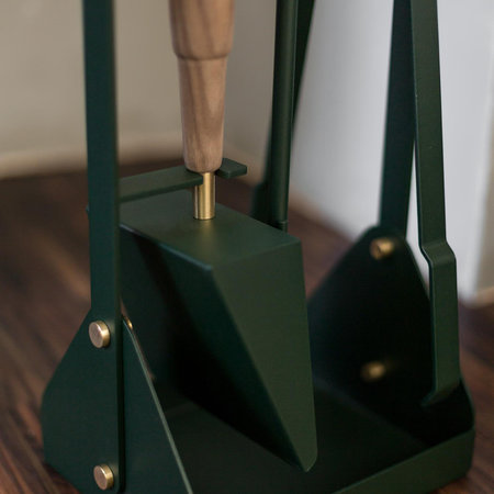 Eldvarm - Companion Set Emma - British Racing Green