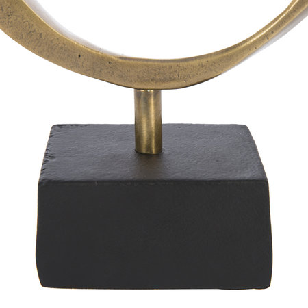 Luxe - Abstract Tapered Candlestick