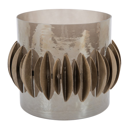 A by AMARA - Shell/Glass Candle Holder