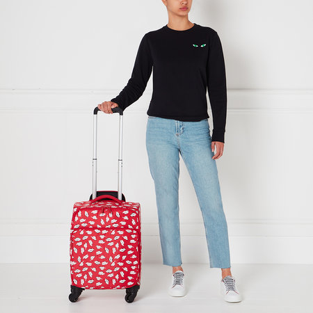 Lulu Guinness - Beauty Spot Felicity Trolley Case