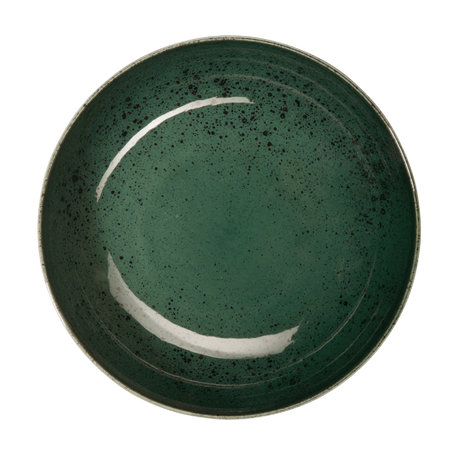 ASA Selection - Seasons Specked Cereal Bowl - Green
