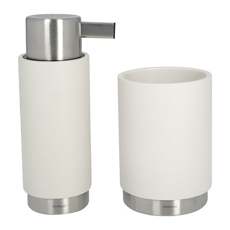 Blomus - Ara Soap Dispenser - White