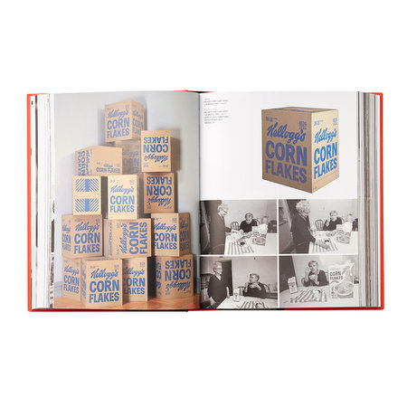 "Phaidon - Andy Warhol ""Giant"" Size Book"