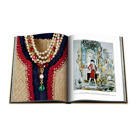 Assouline - Buch - Chanel: The Impossible Collection