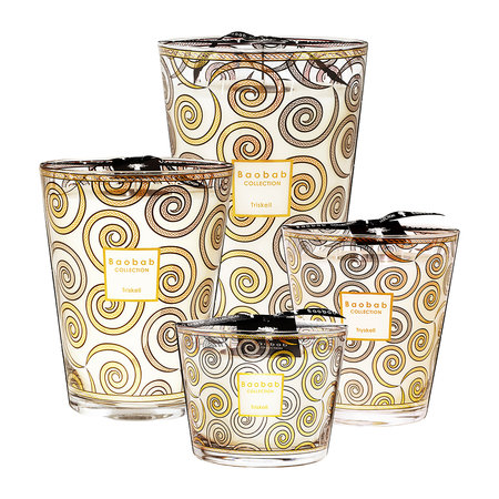 Baobab Collection - Triskell Candle - 35cm