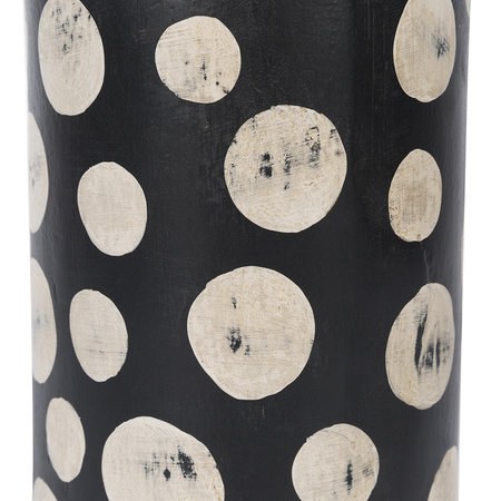 A by AMARA - Black Spot Tall Vase