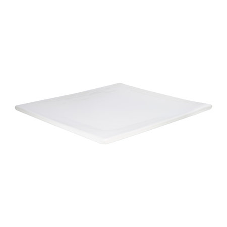 ASA Selection - Table Square Plate - White - Side Plate