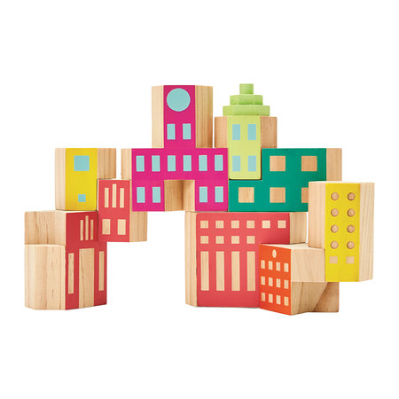 Areaware - Méga Coffret de Blocs de Construction Blockitecture - Déco