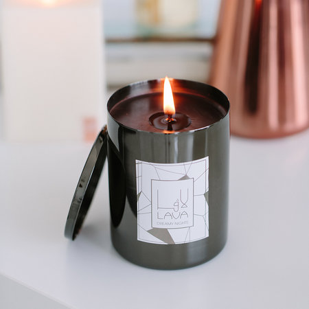 Lava Moments - Dreamy Nights Candle