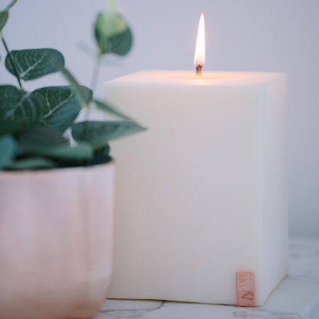 Lava Moments - Moonlight Pillar Candle - Large