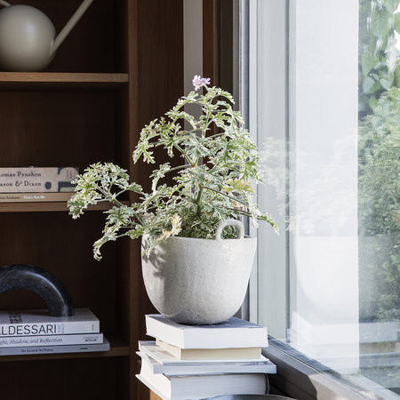 Ferm Living - Speckled Pot - Off-White