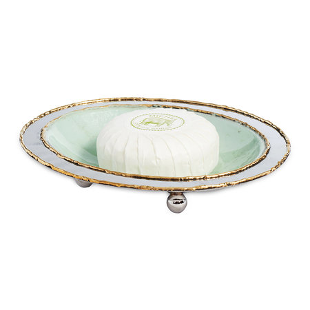 Julia Knight - Cascade Soap Dish - Surf
